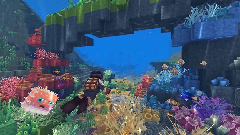 Hytale fish