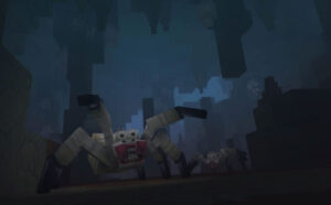 Hytale spiders