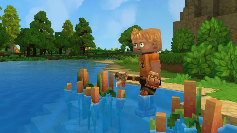 Hytale River