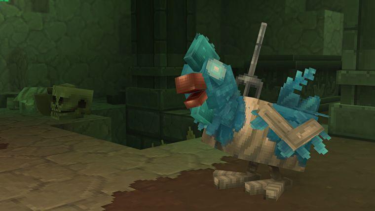 Hytale Undead Chicken