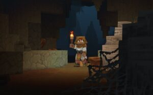 Hytale Dark Cave
