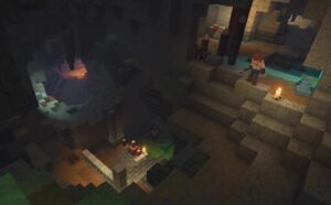 Hytale Cave Generation