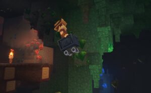 Hytale Minecart