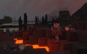 Hytale Lava Devastated Lands