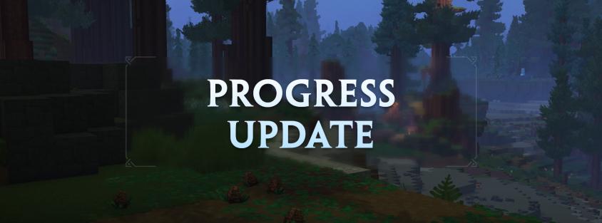 Hytale Prograss Update