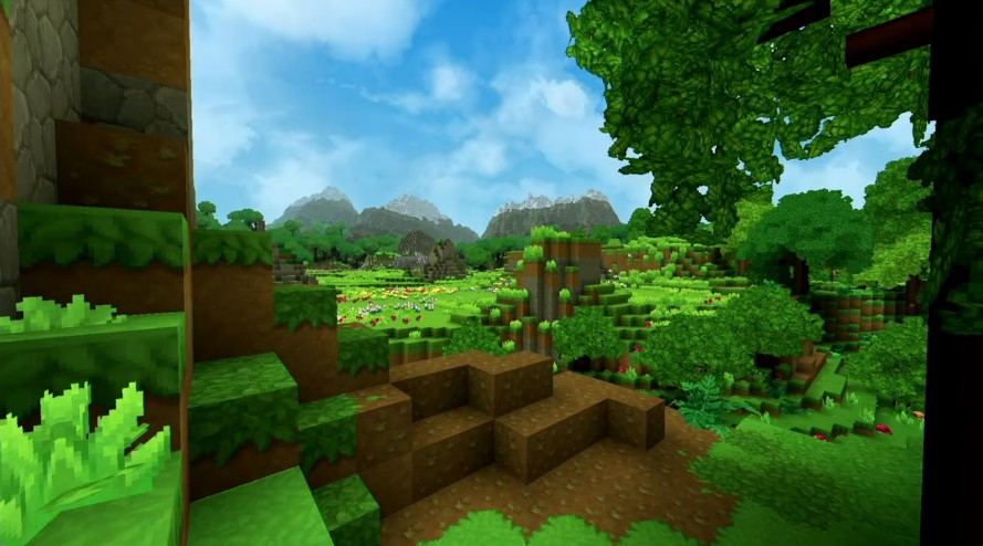 Hytale Emerald Grove Zone 1