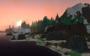 Hytale Borea Zone 3 Coastal Area