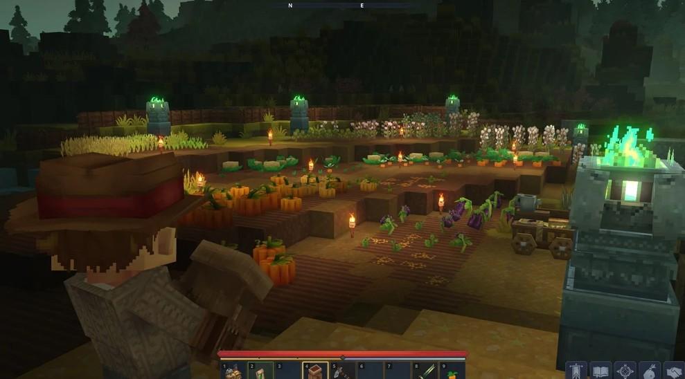 Hytale farming