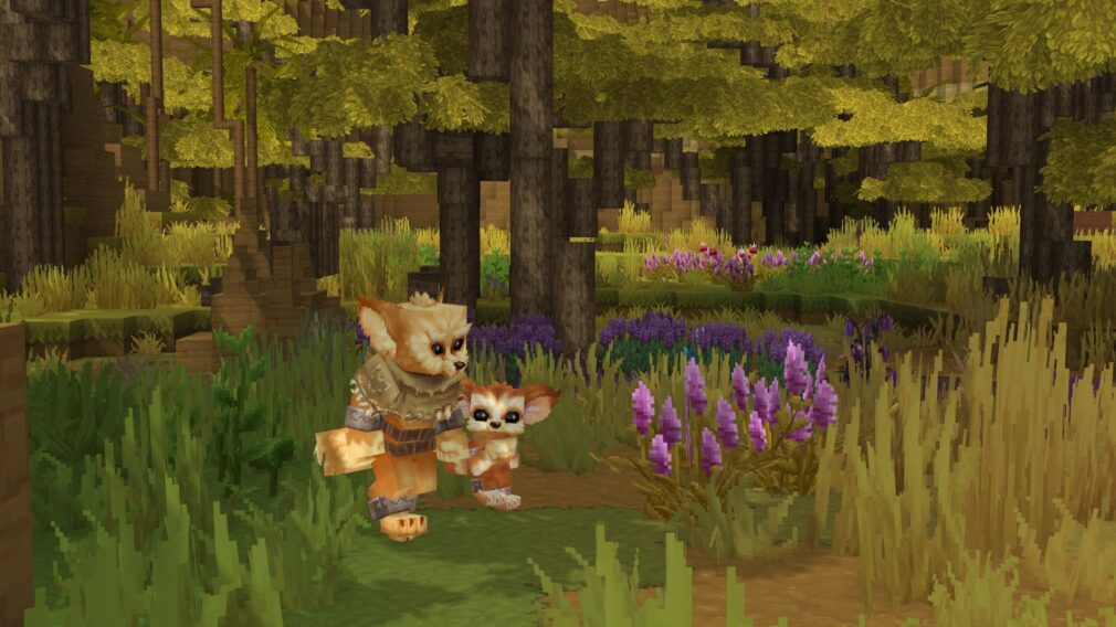 Hytale Forest