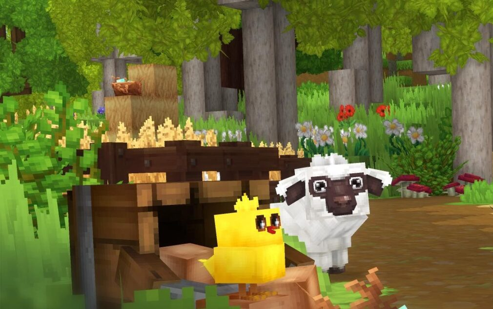 Hytale Sheep