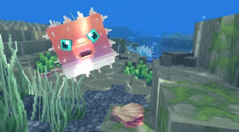 Hytale Pufferfish