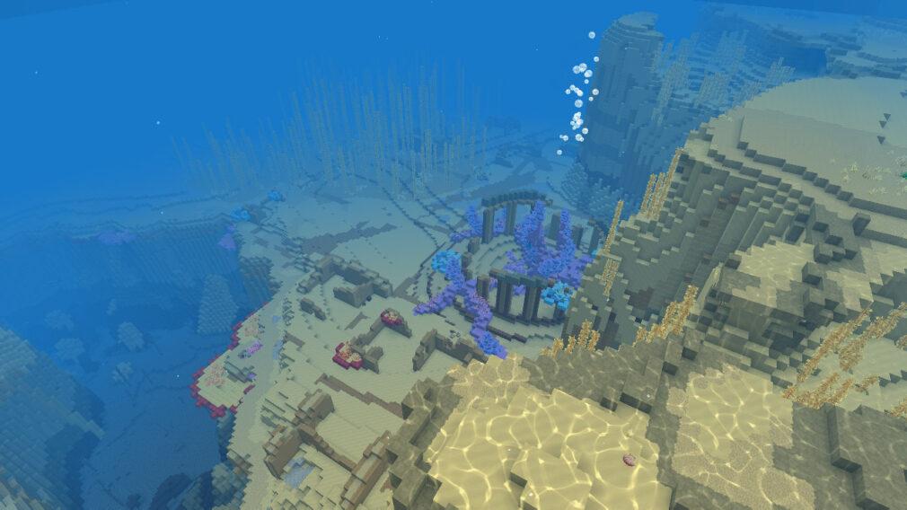 Hytale Ocean