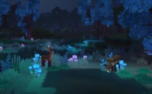 Hytale Deer forest