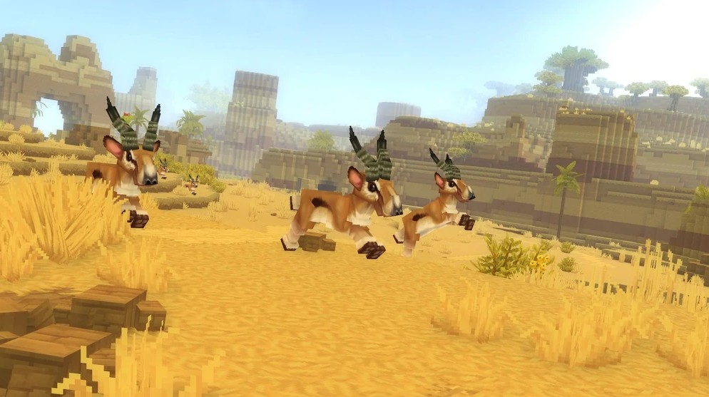 Hytale Antelope Zone 2