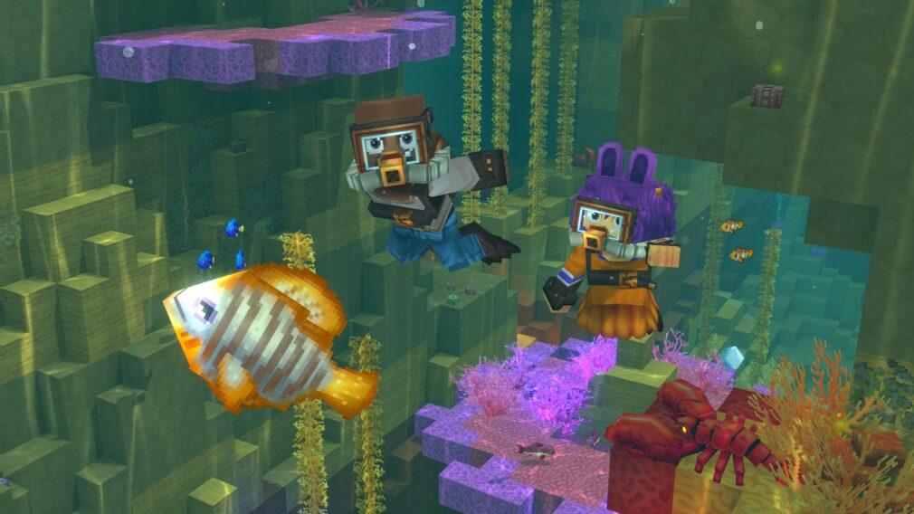 Hytale Sea Fish