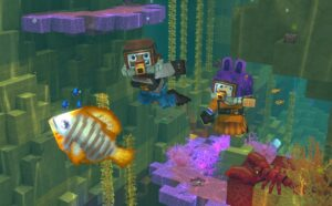 Hytale Sea Fish