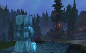 Hytale Gaia statue
