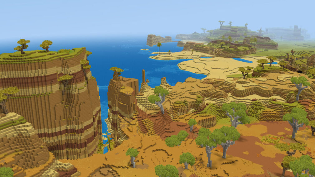 Hytale Zone 2 sands