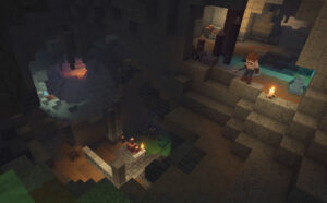 Hytale Cave mine