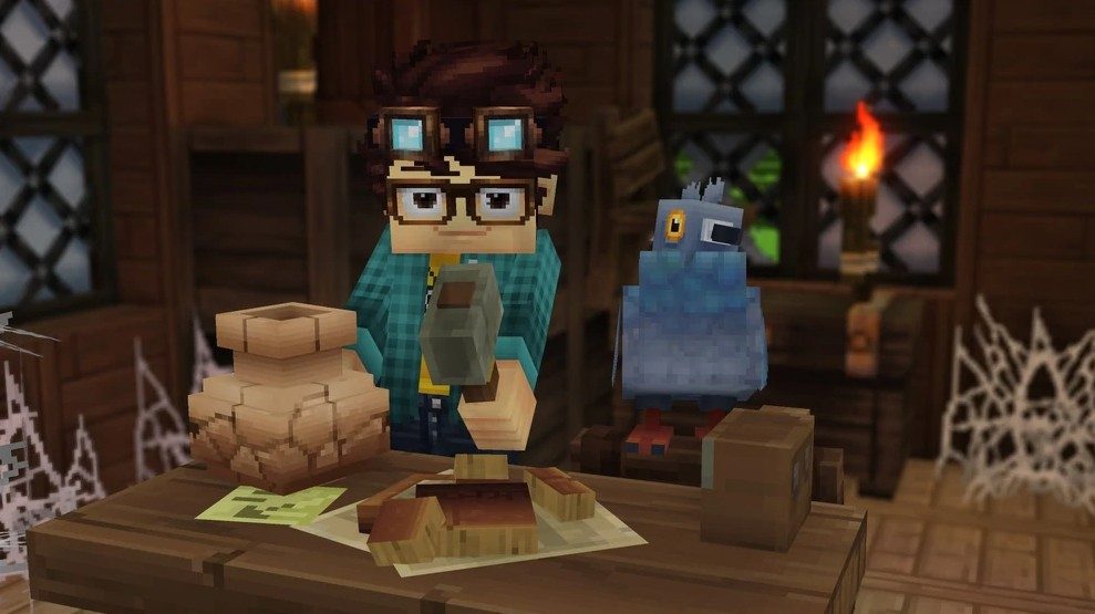 Hytale Pigeon
