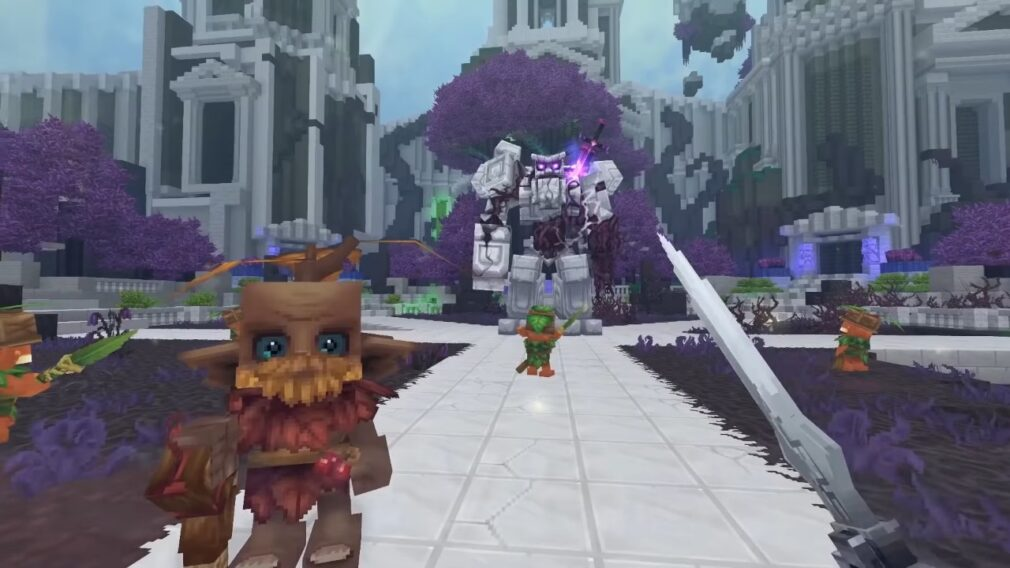 Hytale Temple of Gaia