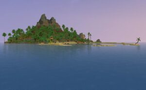 Hytale Tropical Islands