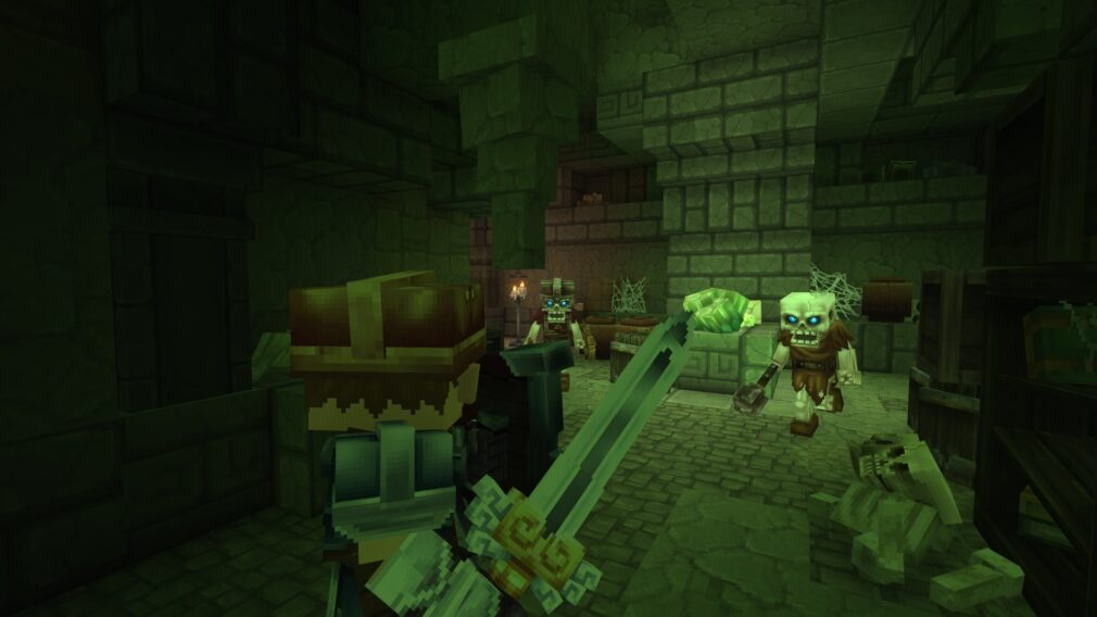 Hytale Cave Dungeon