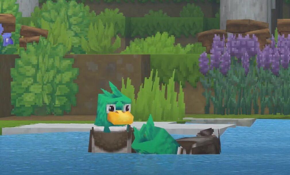 Hytale Duck