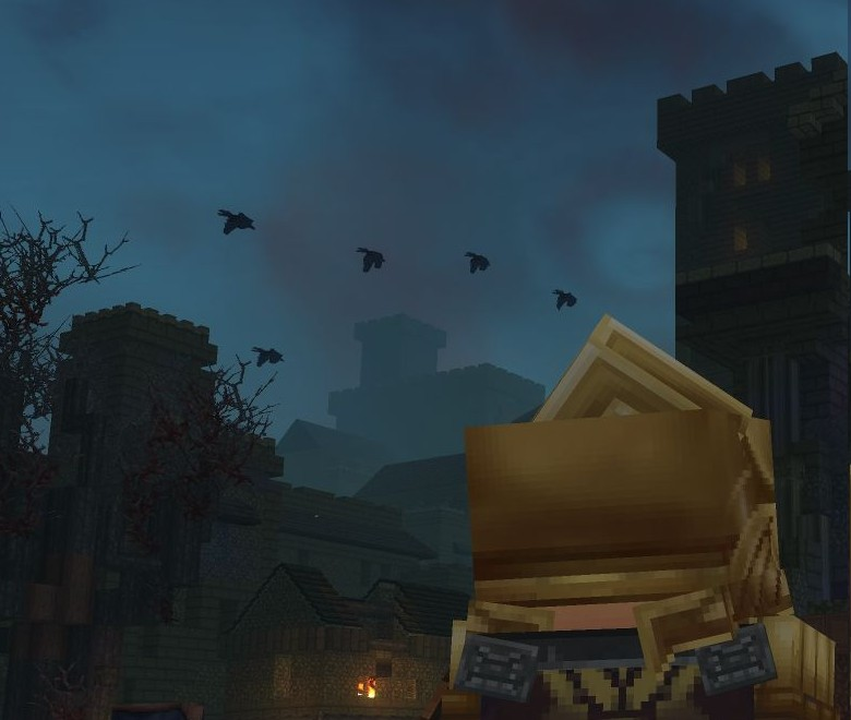 Hytale Crow
