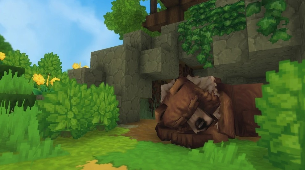 Hytale Grizzly Bear