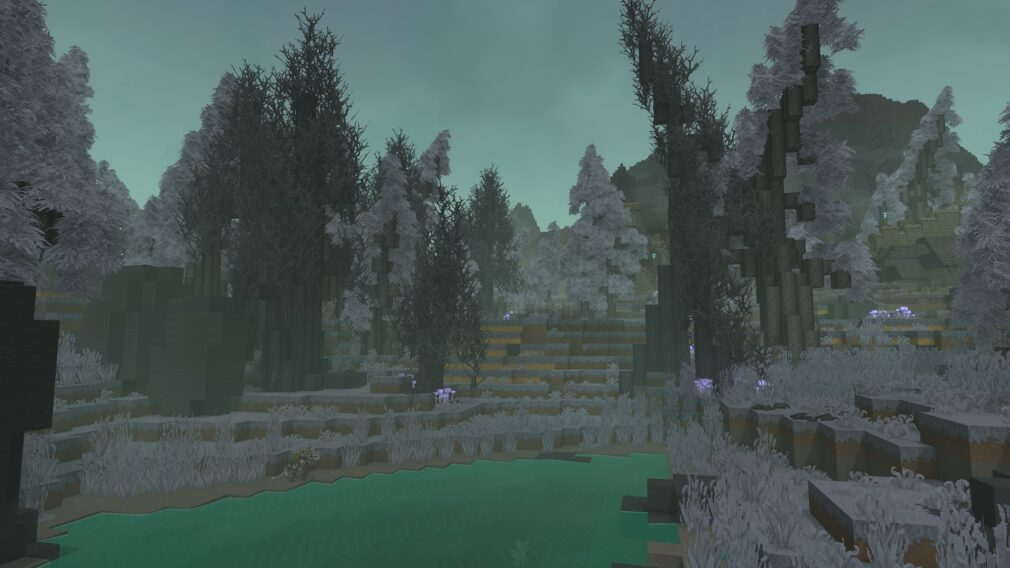 Hytale Ghost forest