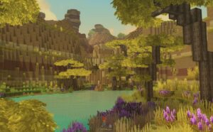 Howling sands oasis Hytale