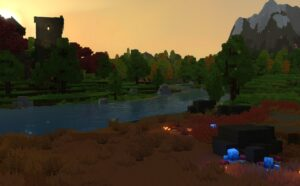 Zone 1 Forest Emerald Grove Hytale