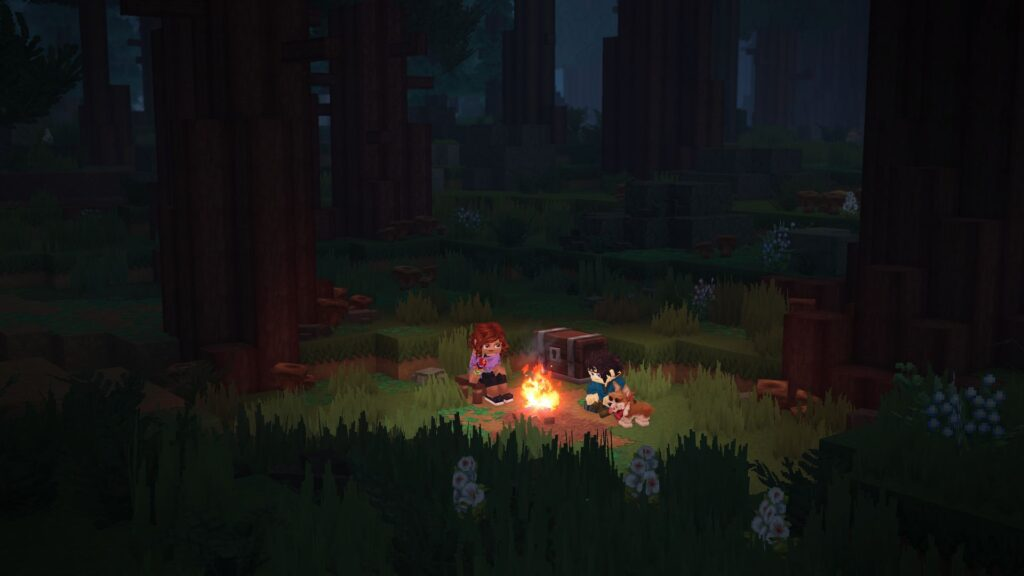 Deep Forest Zone 3 Hytale