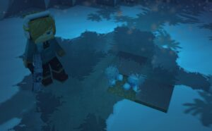 Hytale iron pickaxe snow