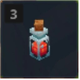 Hytale Small Healing Potion