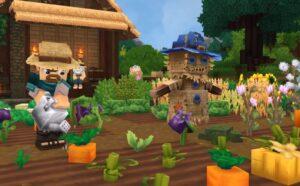 Hytale Farm Crops Pumpkin