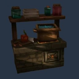 Cooking Bench Hytale