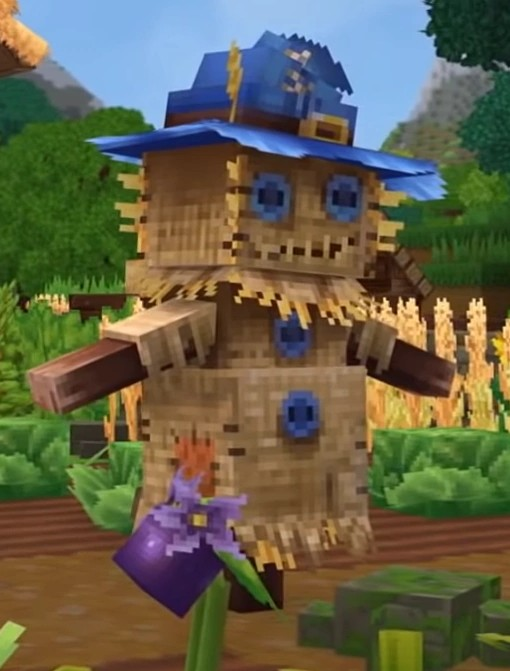 Scarecrow Hytale