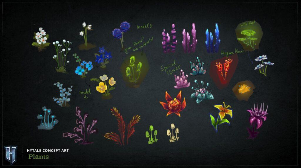 Hytale Plants