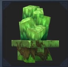 Zone 1 Elemental Crystal Hytale