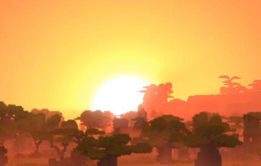 Hytale Orbis Sun