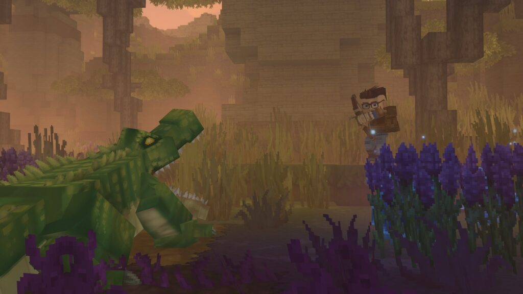 Howling Sands Zone Hytale
