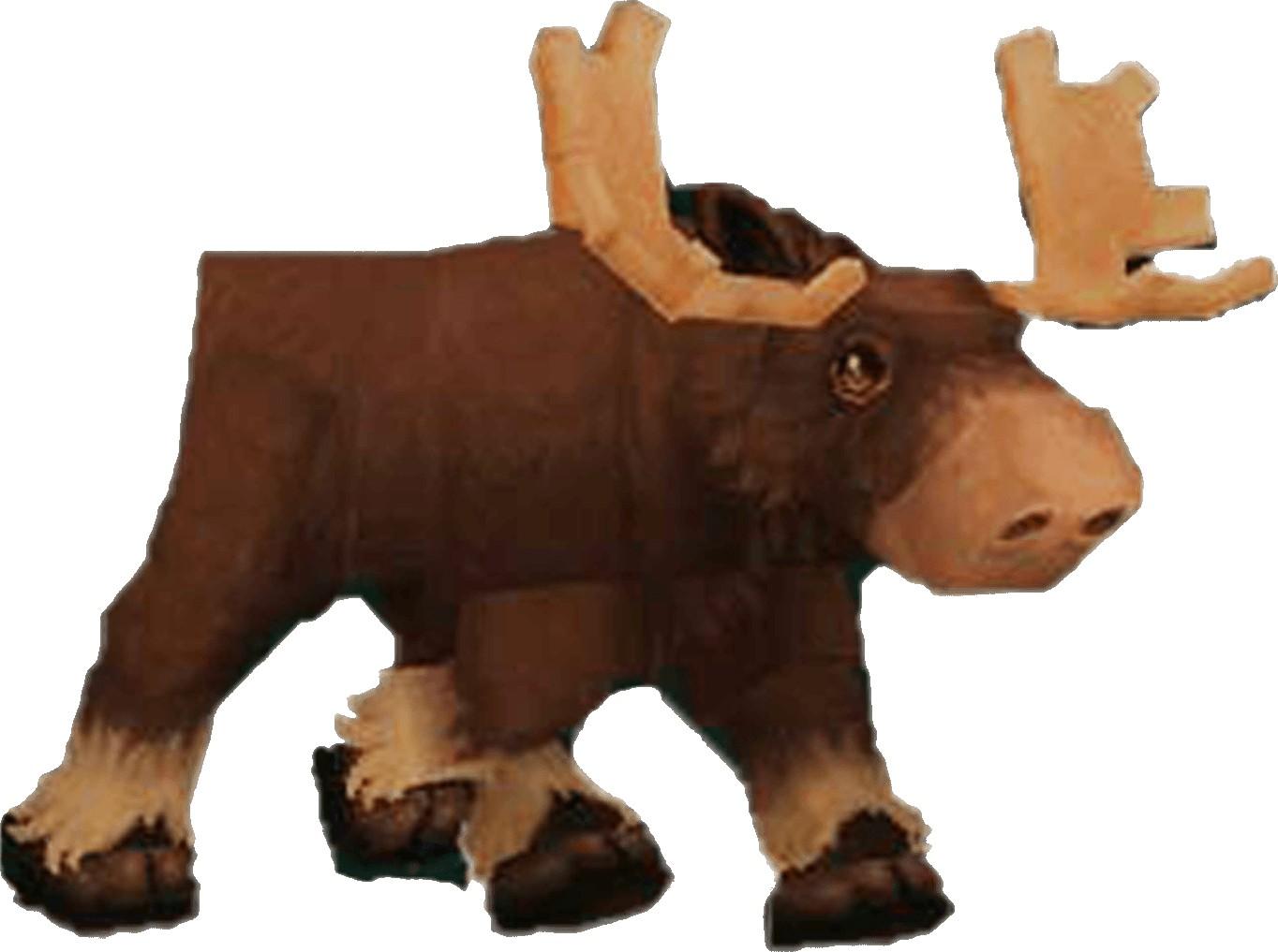 Hytale Moose