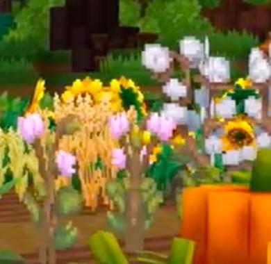 Hytale Sunflower
