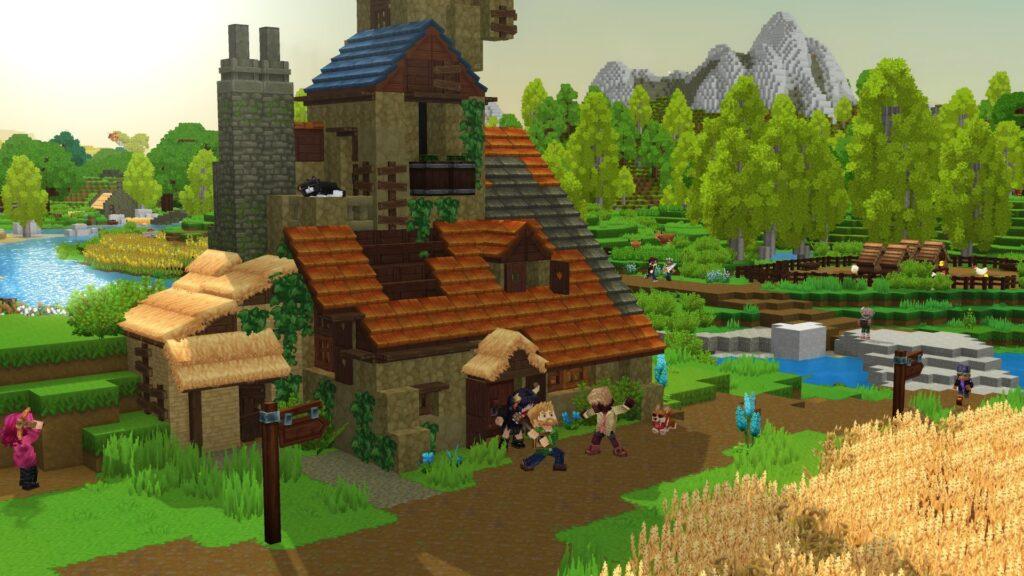 Hytale Farm House